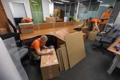Особенности офисных переездов