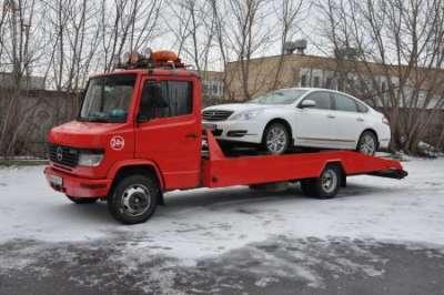 Как заказать эвакуатор в Киеве